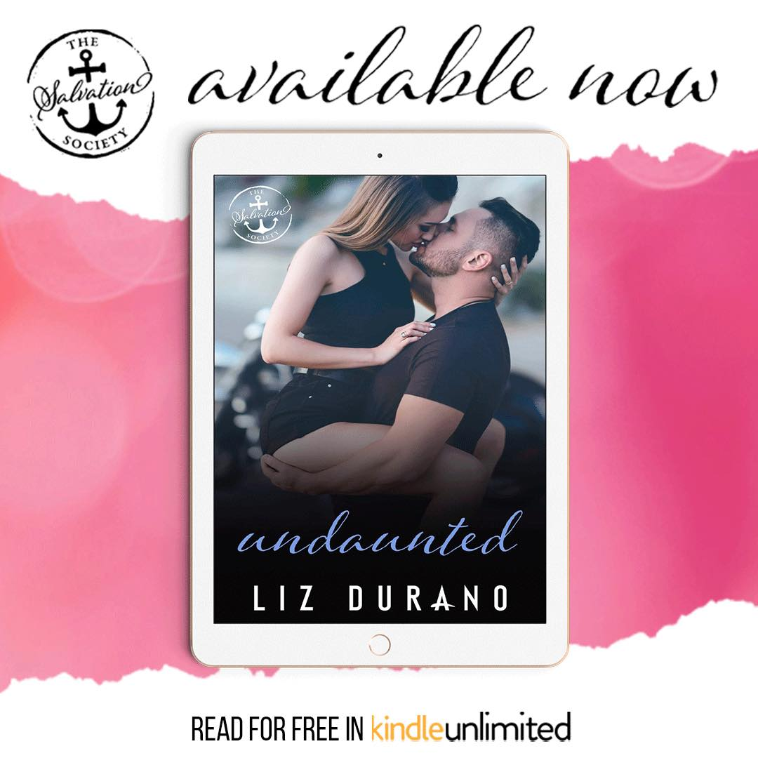 Undaunted (The Salvation Society) is LIVE!