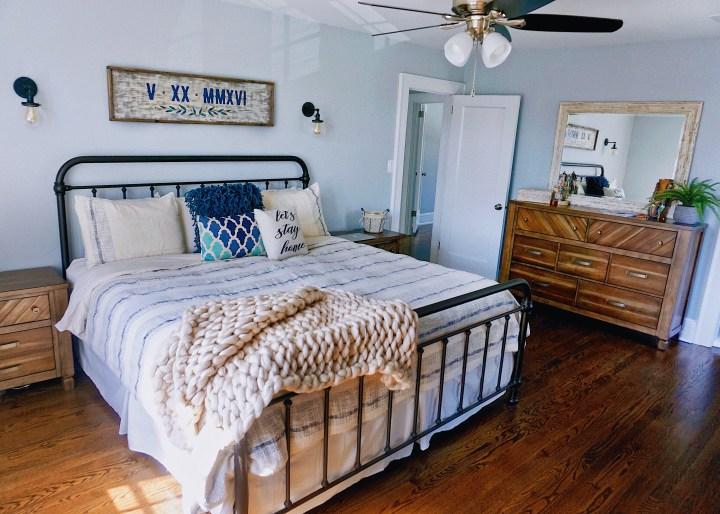 #IndigoHome: My Master Bedroom Tour!