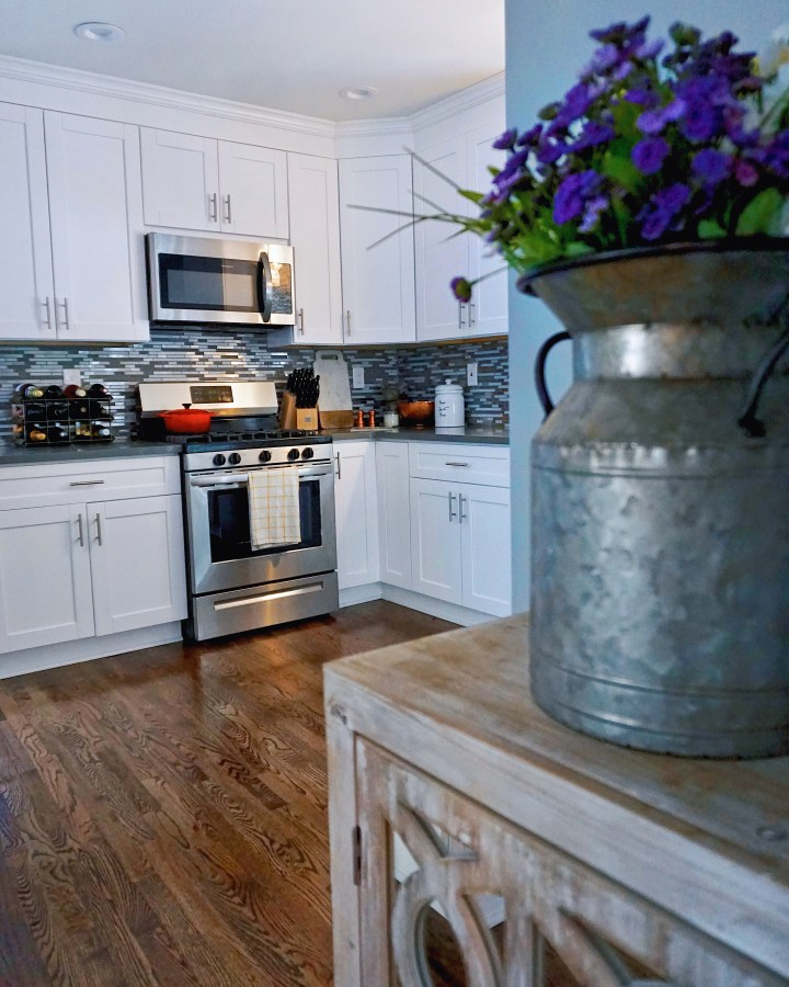 #indigohome: my kitchen reveal!