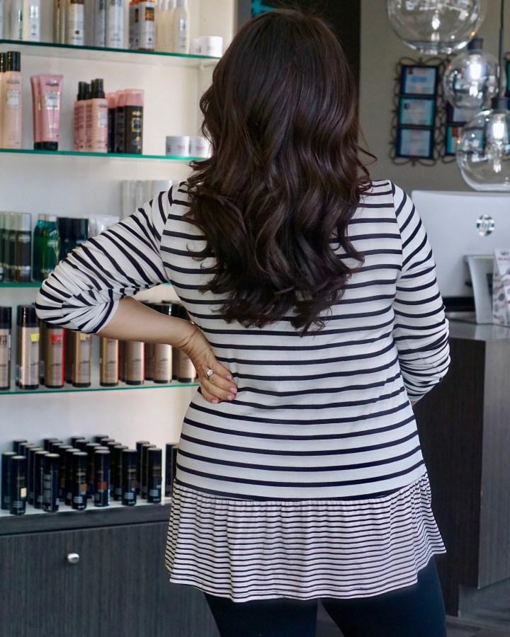 fall hair: ammonia-free dye courtesy of northern lights salon!