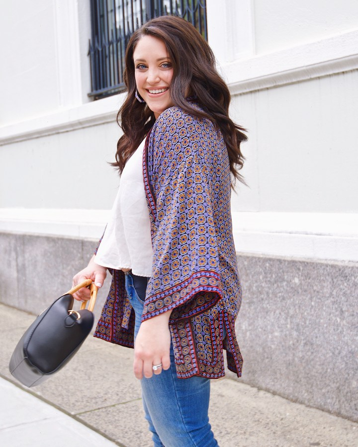 back to blogging! my spring collab with letote, and why it fits into my lifestyle!