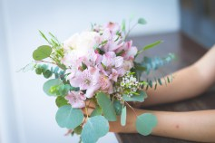 Spring Bridal Bouquet, Bridal Bouquet Singapore, Rustic Wedding