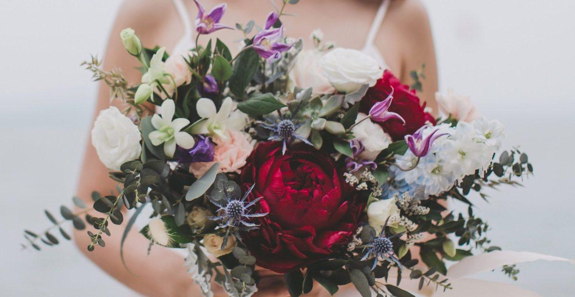 Bohemian bouquet singapore