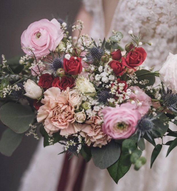 Bespoke Bouquet by Liz Florals