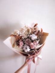 Everlasting Preserved Dried Bouquet