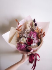 Love 1 - LizFlorals Everlasting Bouquet