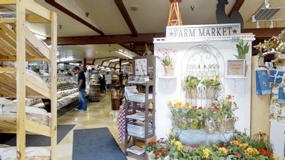 El Rancho Market Solvang, CA 3D Model