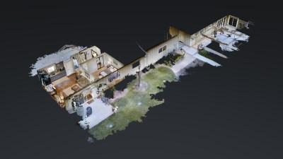 1516 Monarch Guest 3D Model
