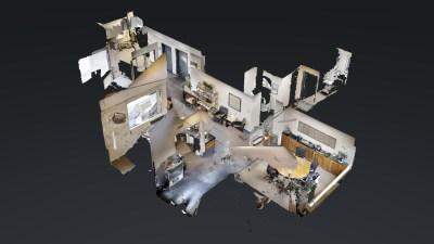C & D 3D Model