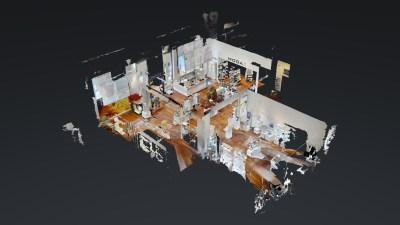 Copenhagen House 3D Model
