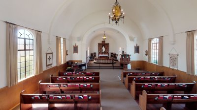 Bethania Lutheran Church  Solvang, CA 3D Model