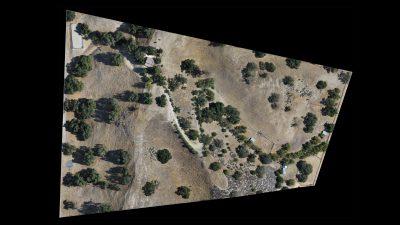 4145 Woodstock Road Aerial 3D 3D Model