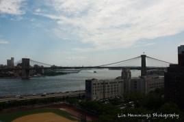 Brooklyn Bridge from Manhatten Bridge