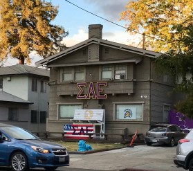 Sigma Alpha Epsilon Fraternity House