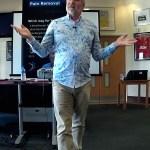 Steven's Insightful Talk