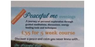 Detzi Simpson's - Peaceful Me Course