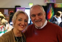 Lisa and Jon Davies: LizianEvents Ltd