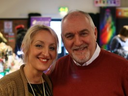 Lisa and Jon Davies: LizianEvents Ltd