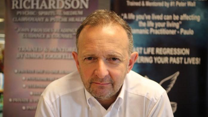 John Richardson : LizianEvents : Lizian Events
