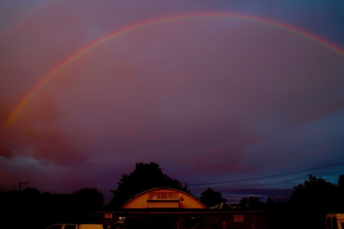 Trowell Rainbow : LizianEvents : Lizian Events