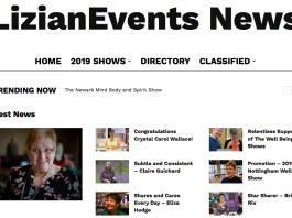 LEN Front Page: LizianEvents : Lizian Events