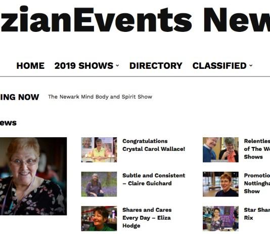 LEN Front Page: LizianEvents : Lizian Events
