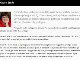 Michelle - The Green Study : LizianEvents : Lizian Events