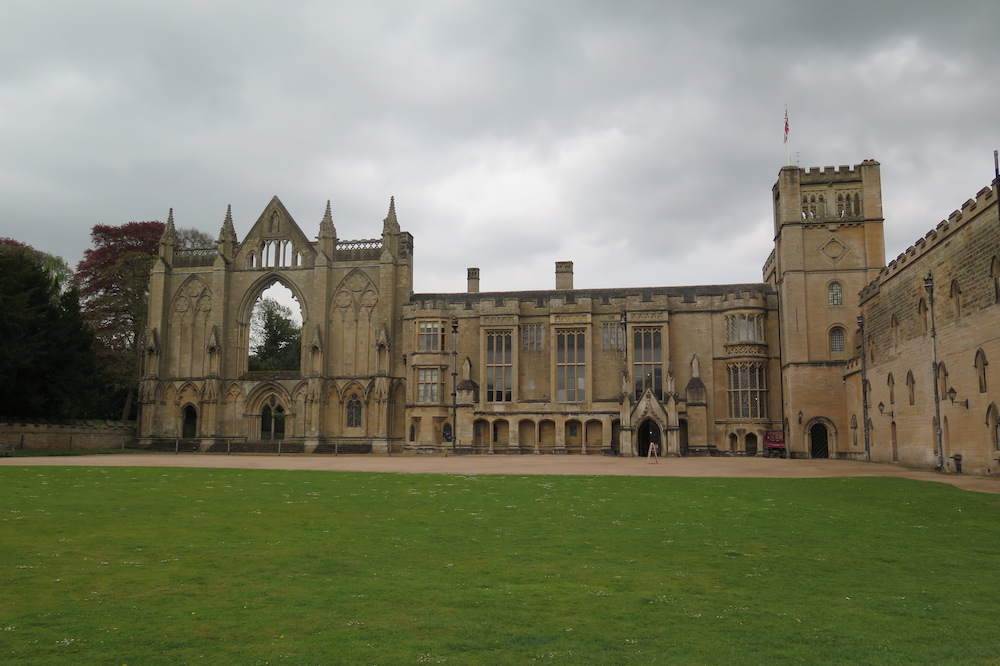Newstead Abbey. Lizian Events. LizianEvents. Well Being. Wellbeing