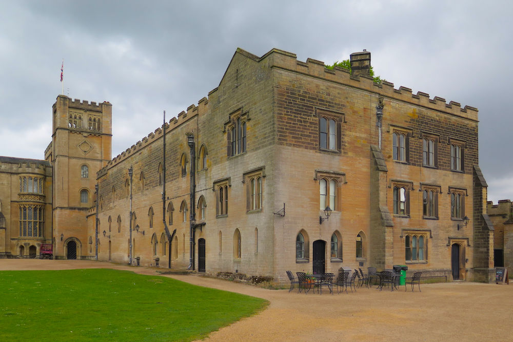 Newstead Abbey Two: LizianEvents. Lizian Events. Well Being Show. Wellbeing