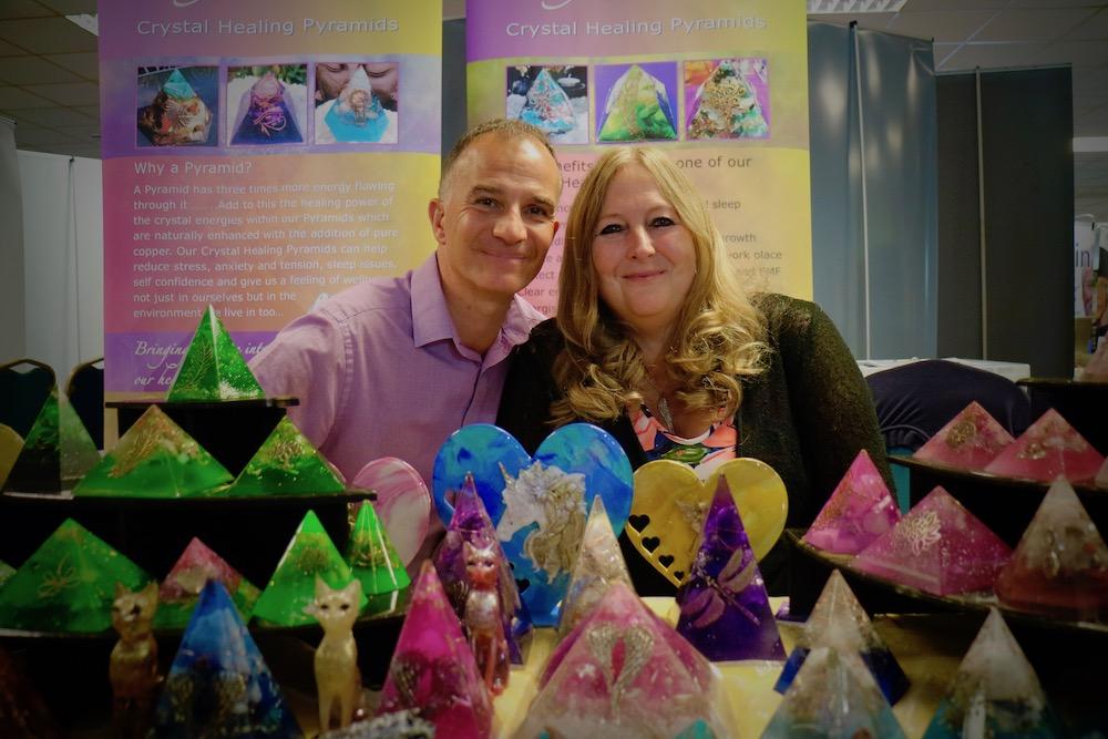 Brian and Geraldine: Mystical Messengers: LizianEvents: Lizian Events