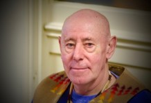Alan Wood: Smudging Ceremony: LizianEvents Ltd