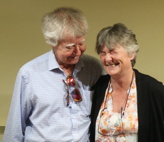 Carol and Campbell Wallace: LizianEvents Ltd