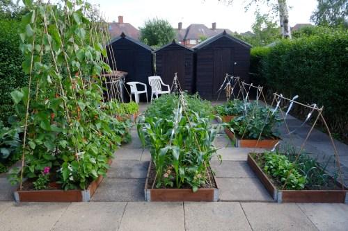 Garden Two: LizianEvents Ltd