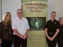 Nottingham Reiki: LizianEvents Ltd