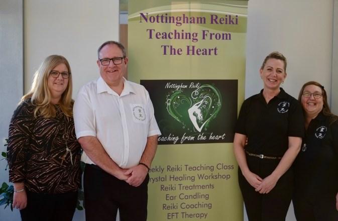 Nottingham Reiki: LizianEvents Ltd