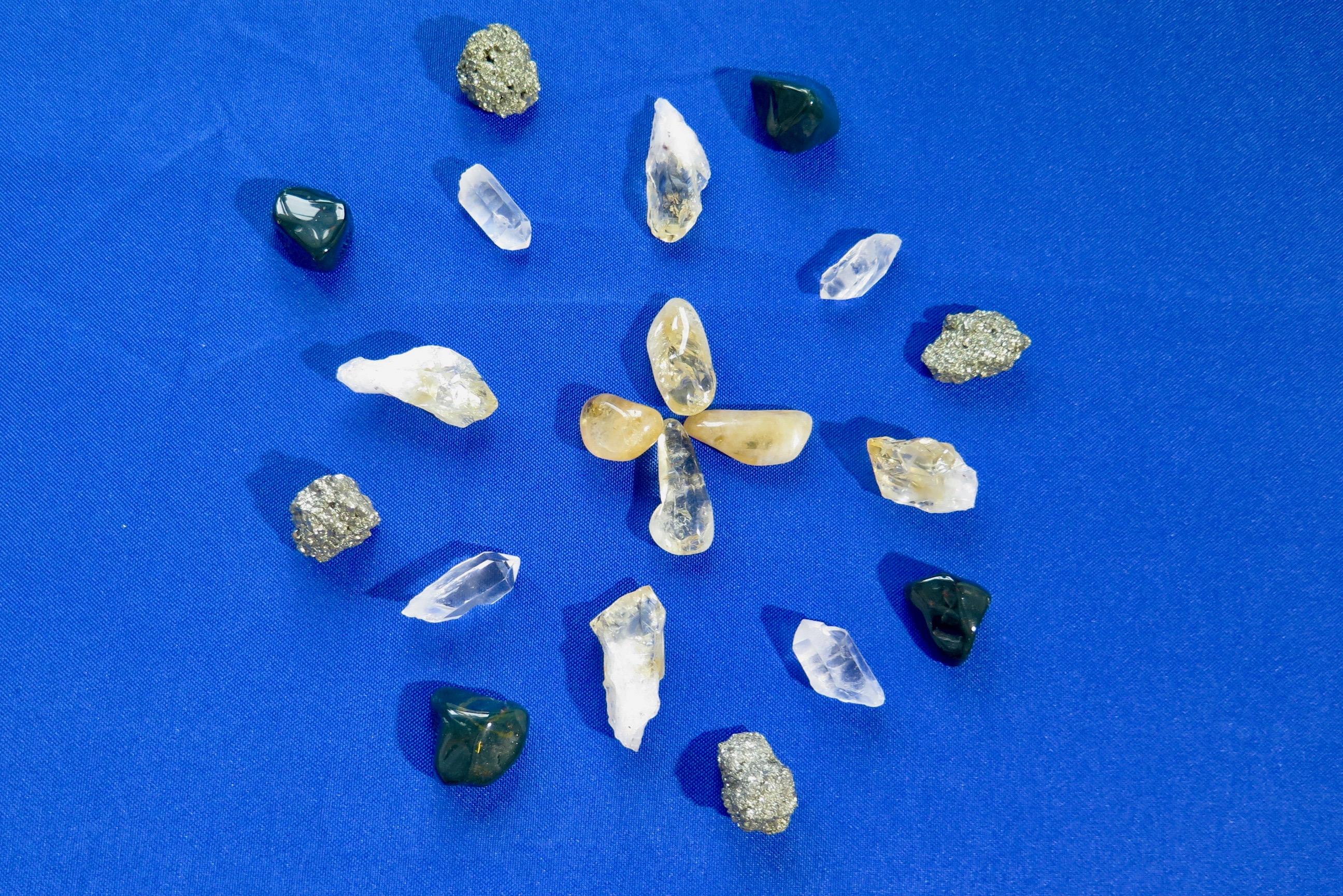 Crystal Grid: Liz Clark: LizianEvents Ltd