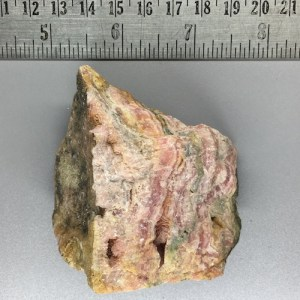 Rhodochrosite - natural 1