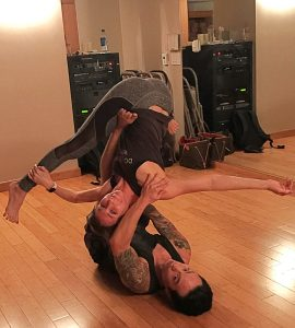 AcroYoga in Los Angeles