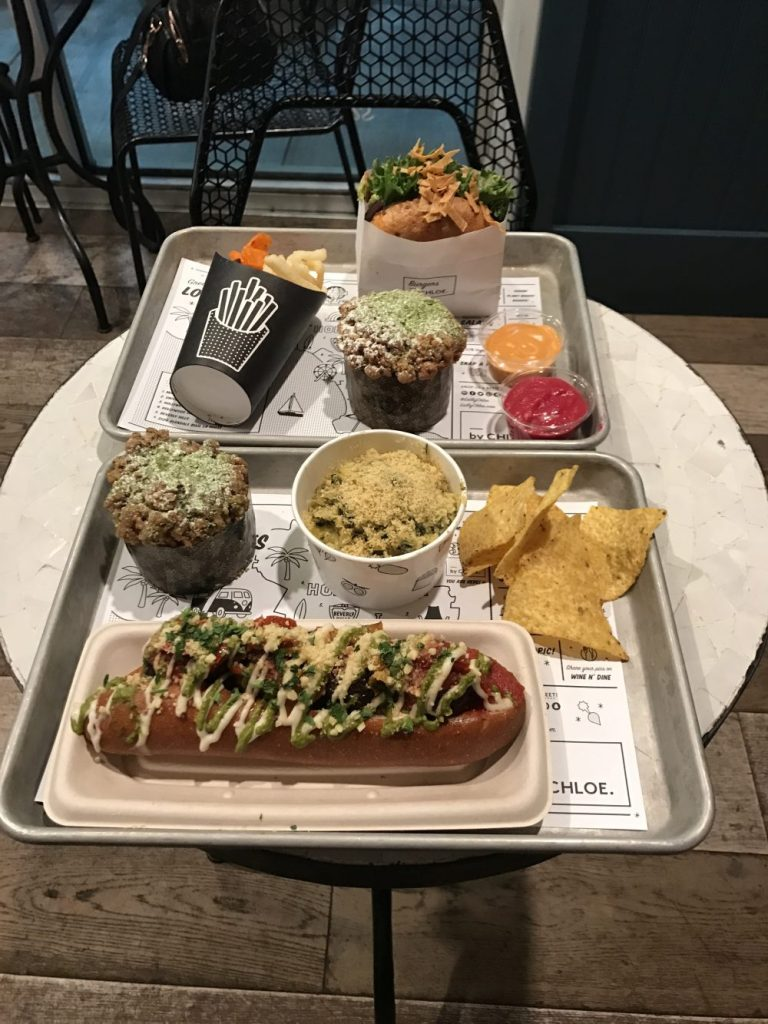 Best Vegan Food in Silver Lake by Liz in Los Angeles, Los Angeles Lifestyle Blogger