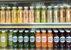 Moon Juice, the best place for healthy lattes and juices