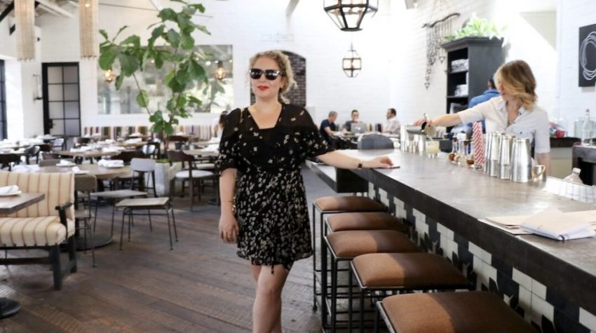 Sustainable Fashion Brands in Los Angeles by Liz in Los Angeles, Lifestyle Blogger
