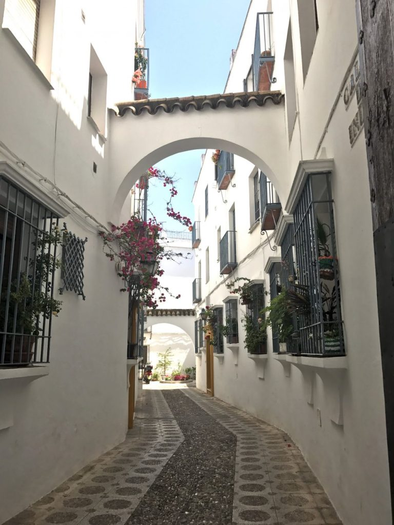 Guide to Old Jewish Quarter in Cordoba by Los Angeles Lifestyle blogger