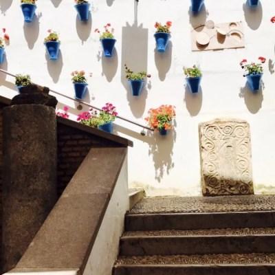 Old Judería in Cordoba, Spain