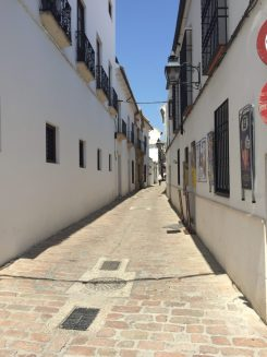 Jewish Quarter in Cordoba