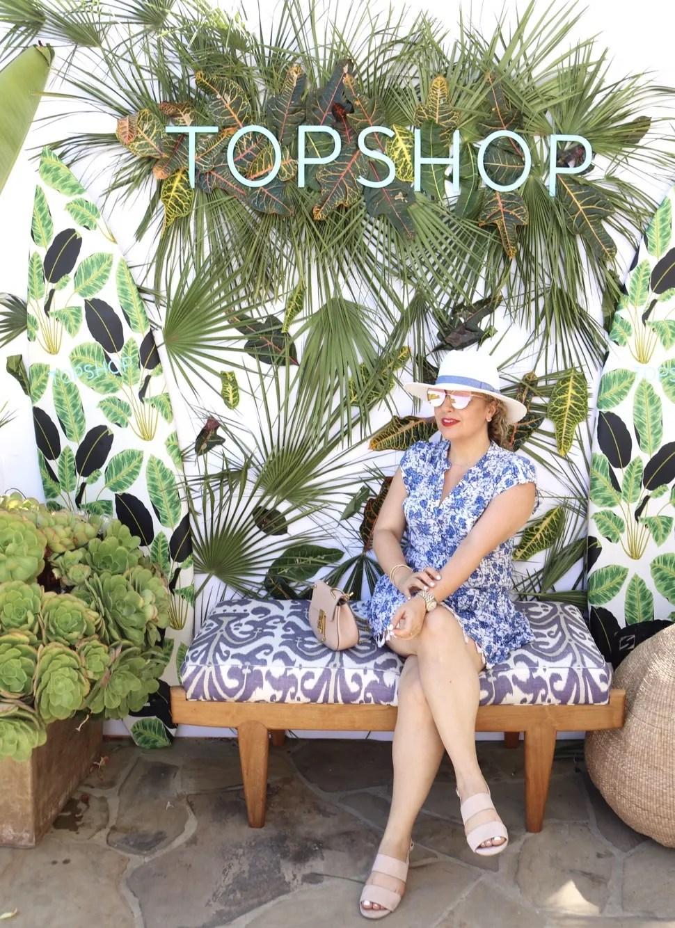 Liz in Los Angeles at Malibu Beach House