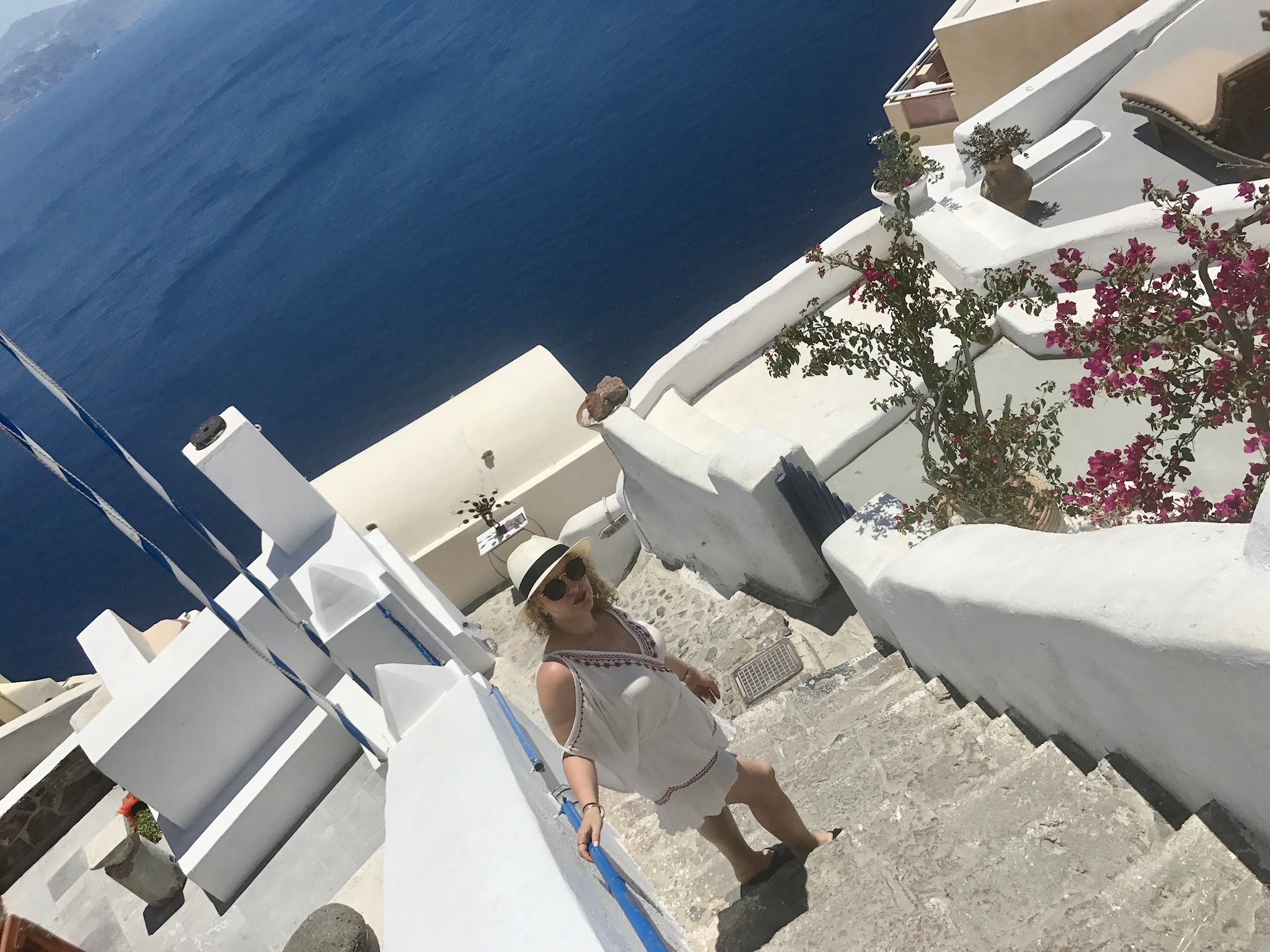 A Day in Santorini by Liz in Los Angeles, Los Angeles Lifestyle Blogger