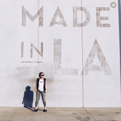 Where to Find The Made in LA Mural