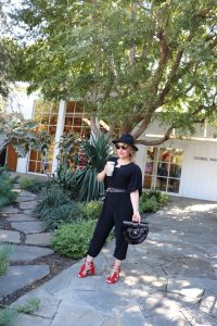 Effortless Indian Summer Outfit by Liz in Los Angeles, Los Angeles Lifestyle Blogger