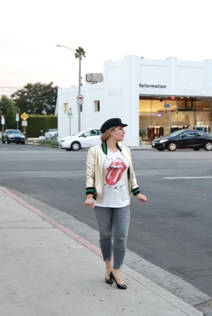 Favorite Fall Accessory in LA by lLiz in Los Angeles, Los Angeles Lifestyle Blogger