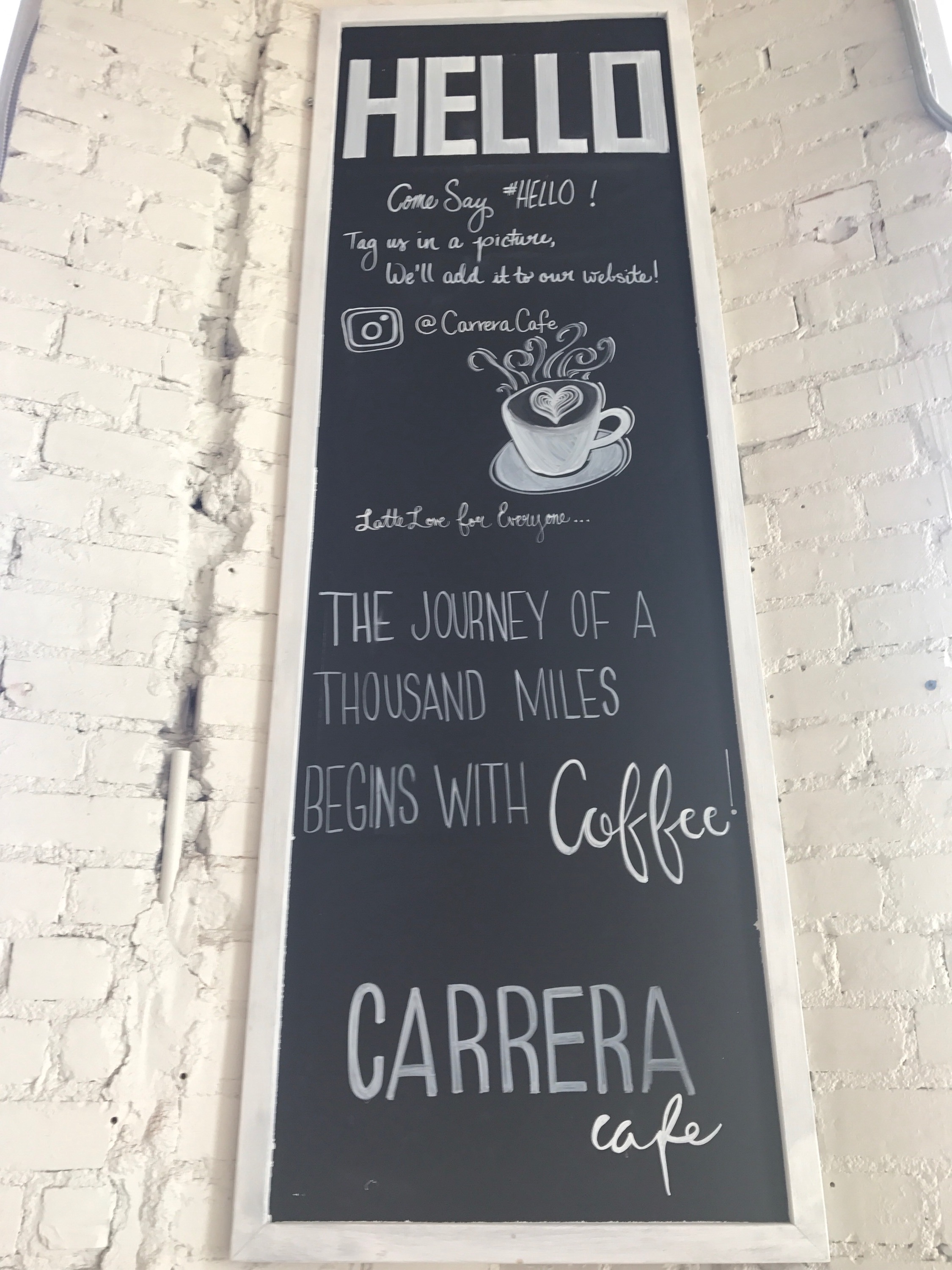 Carrera-Cafe